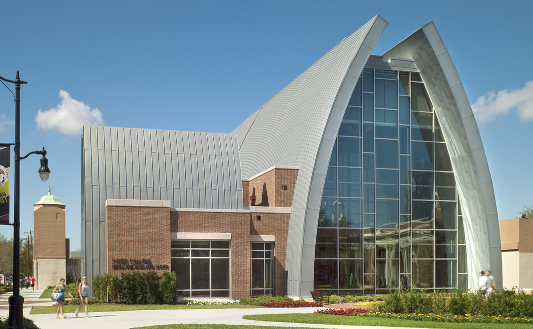 Sykes Chapel – Unv. of Tampa | TVS-Design