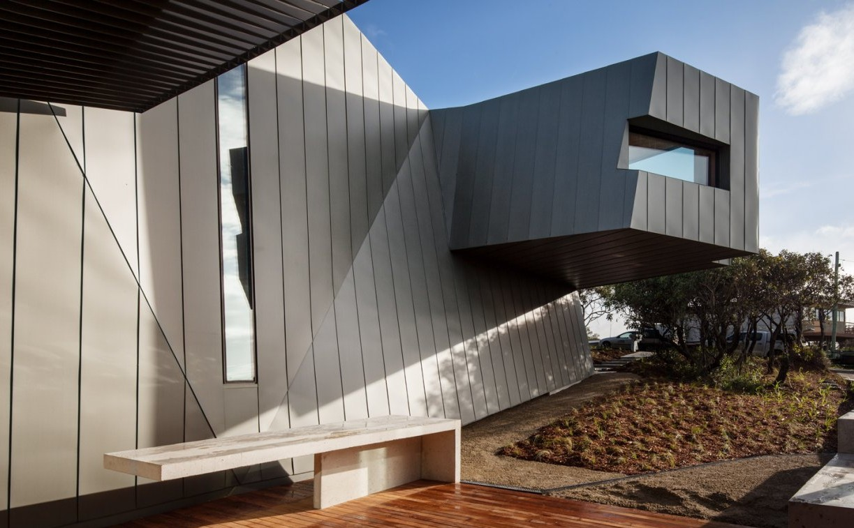 Fairhaven Beach House designed by Australian firm John Wardle Architects112