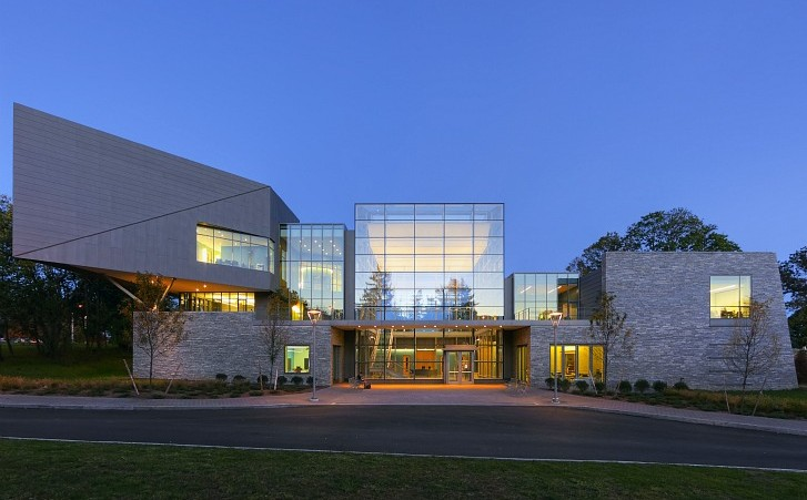 Westchester Community College, Gateway Center, Valhalla, New York, Ennead Architects