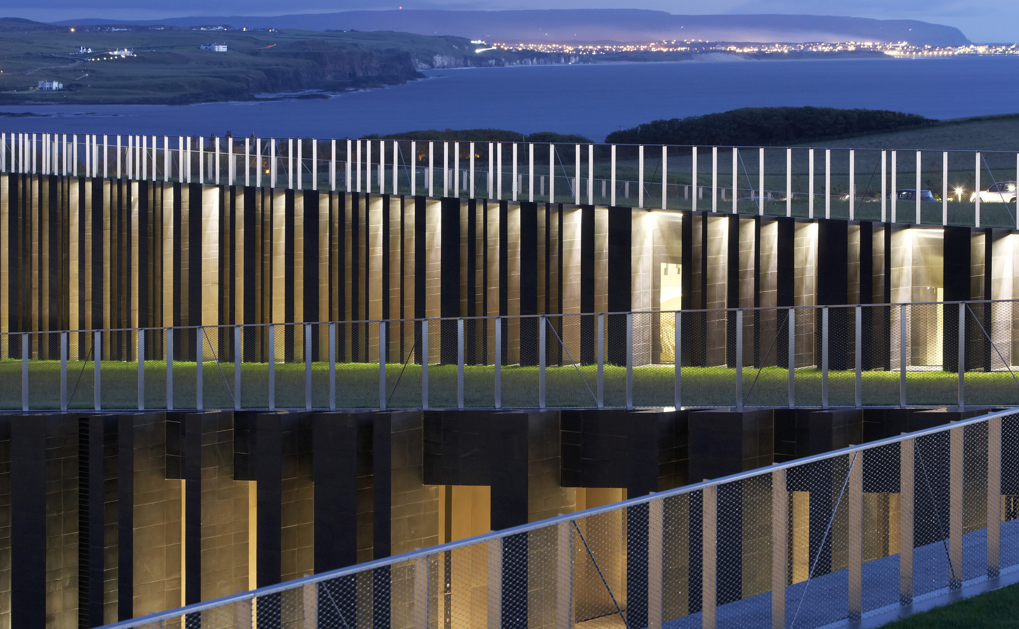 Giants Causeway Visitor Centre  Heneghan & Peng Architects6