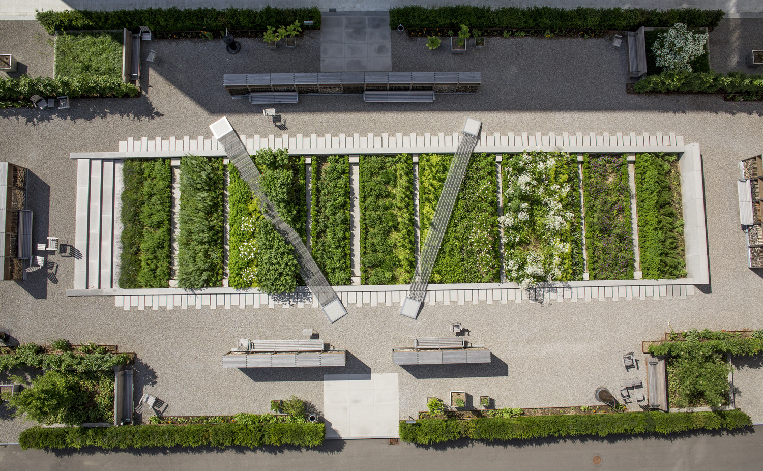 Novartis Physic Garden | Thorbjörn Andersson + Sweco <span style=