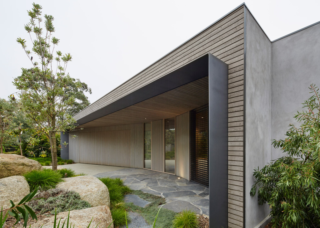 Melbourne holiday house inarc for Architects melbourne