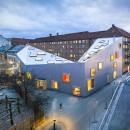 Dorte Mandrup Arkitekter feb 2013 Børnehuset på Amager