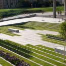 BGU University Entrance Square & Art Gallery  Chyutin Architects 3
