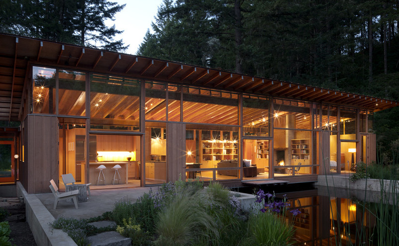 Newberg Residence; Newberg, Oregon by Cutler Anderson Architects 1