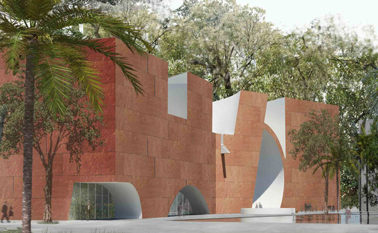 Mumbai City Museum North Wing | Steven Holl