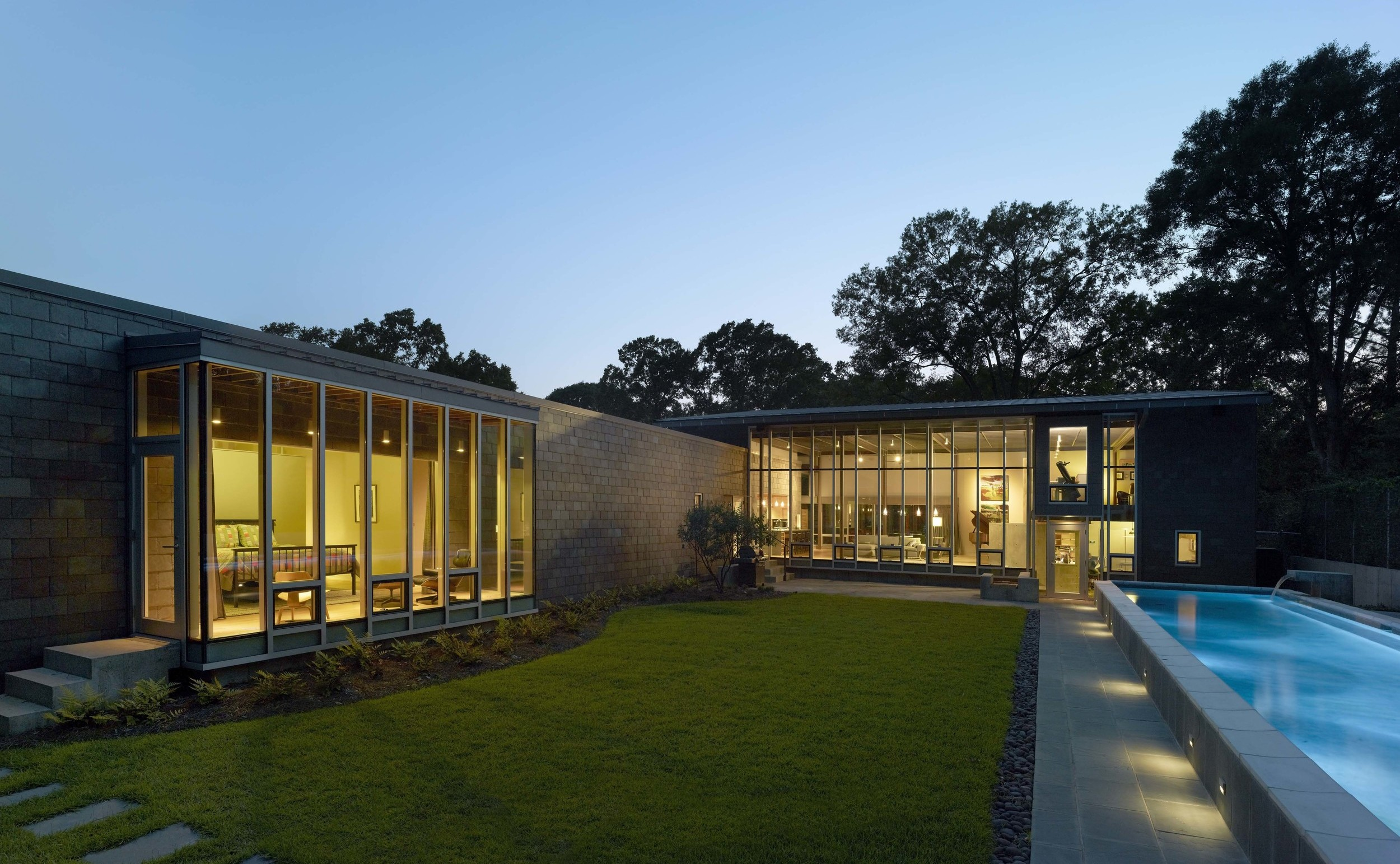 Oak Ridge House; Jackson, Mississippi | Duvall Decker