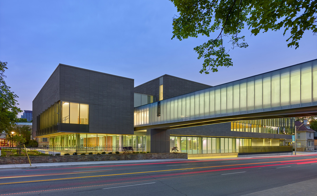 Branksome Hall Athletics & Wellness Centre | MacLennan Jaunkalns Miller