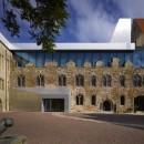 Projekt: Kunstmuseum, Architekt: Nieto Sobejano, Ort: Moritzburg[©(c)Roland Halbe; Veroeffentlichung nur gegen Honorar, Urhebervermerk und Beleg / Copyrightpermission required for reproduction, Photocredit: Roland Halbe]