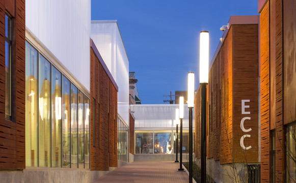 Elmer A. Henderson: A Johns Hopkins Partnership School: Baltimore MD, Architect: Rogers Partners Architects