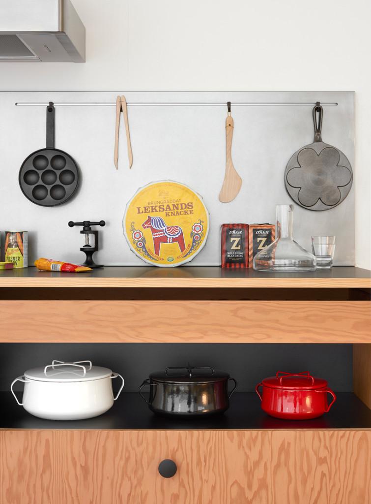 Lepic kitchen for schiffini jasper morrison