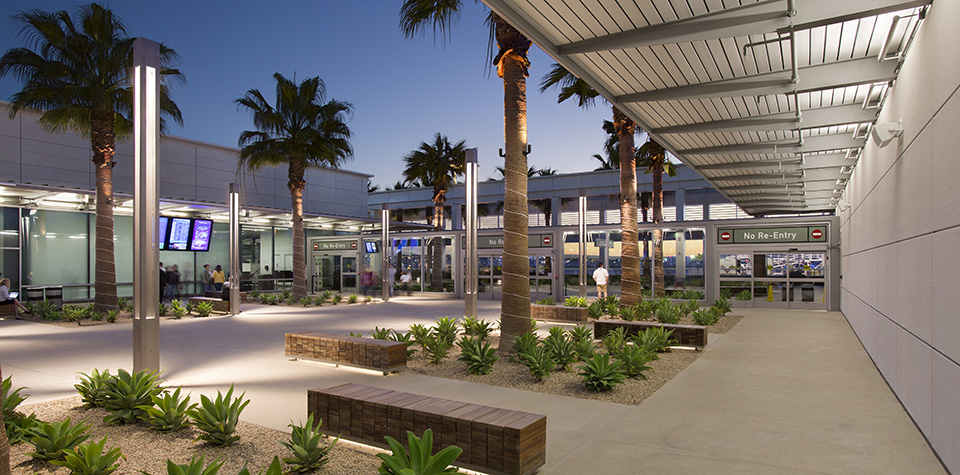 Long Beach Airport Renovation