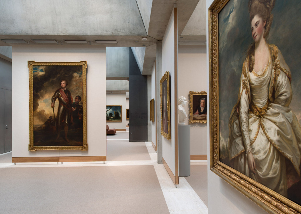 Yale Center For British Art Louis Kahn Knight