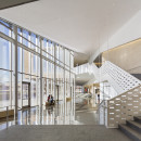 Marshall Family Performing Arts Center at Greenhill School: Dallas TX, Architect: Weiss/Manfredi Architects