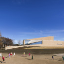 Greenhill School, Marshall Family Performing Arts Center, Location: Dallas TX, Architect: Weiss/Manfredi Architects