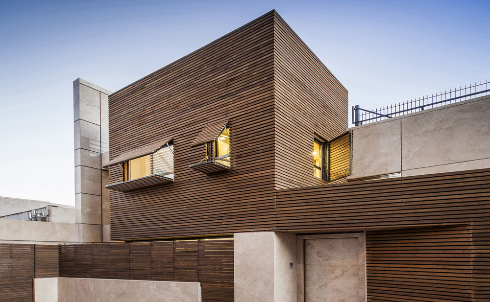 Isfahan House-Iran | Bracket Design Studio