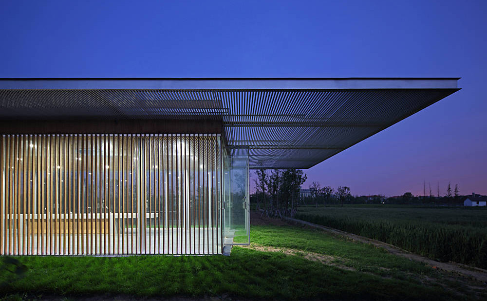 Harvest Pavilion by Vector Architects45