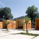 LaAlhambraInformationPoints-MartinezYSolerArquitectura-Granada-Spain-2002-Parklex-Facade-Copper-01