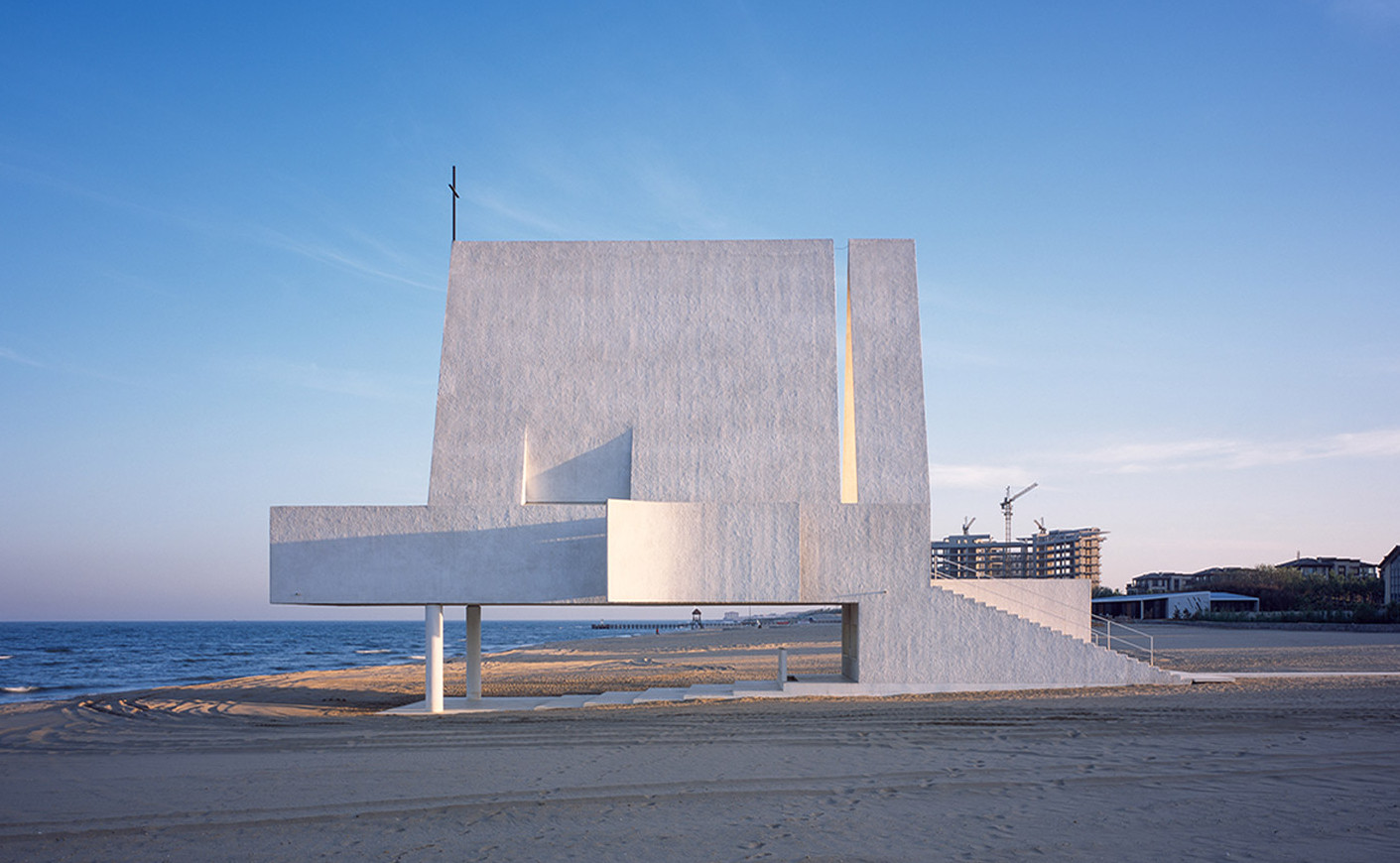 Seashore Chapel | Vector Architects