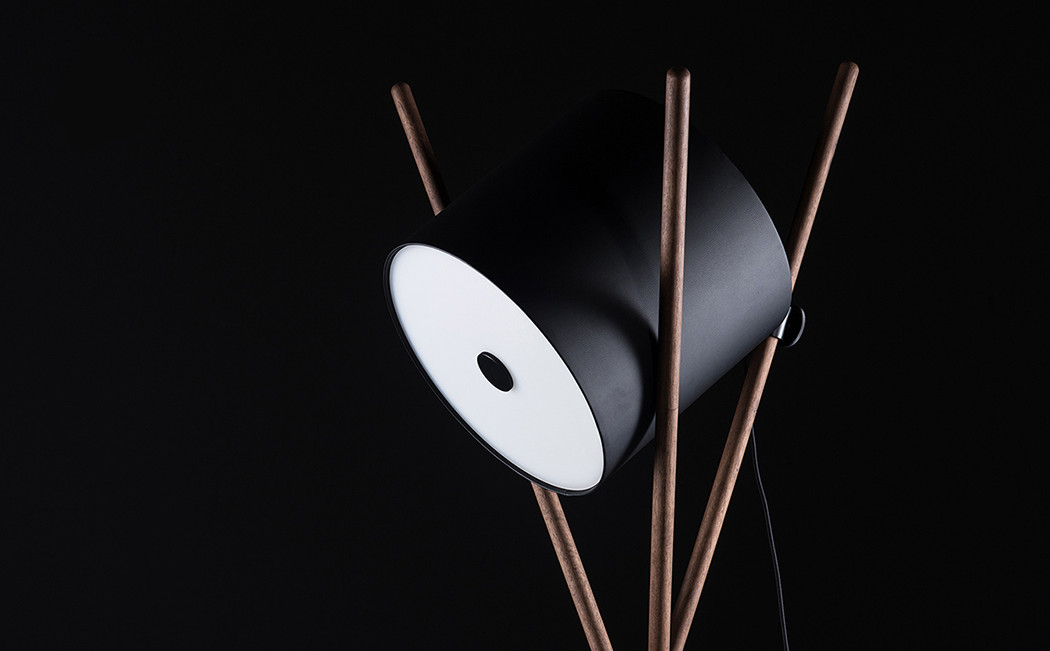 Shift Floor Lamp | Ruder Novak-Mikulic & Marija Ruzic