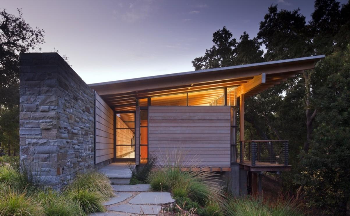 Halls Ridge Knoll Guest House | Bohlin Cywinski Jackson