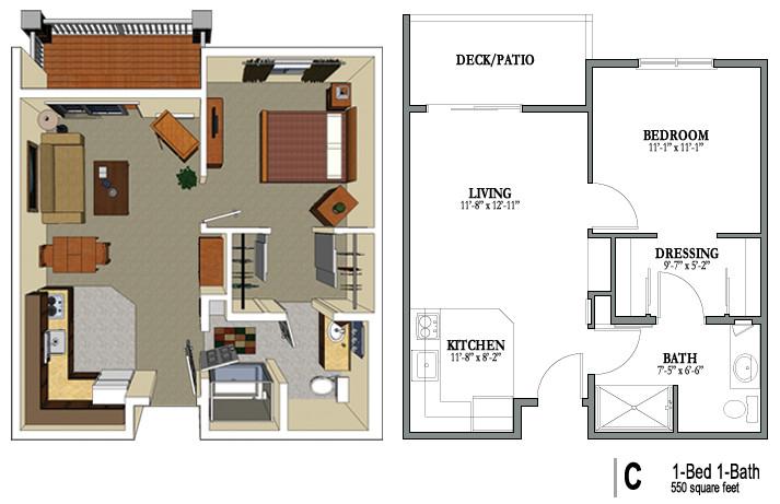 senior housing moderni. Black Bedroom Furniture Sets. Home Design Ideas