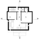 Vulkán Alaprajz - Floor plan 2