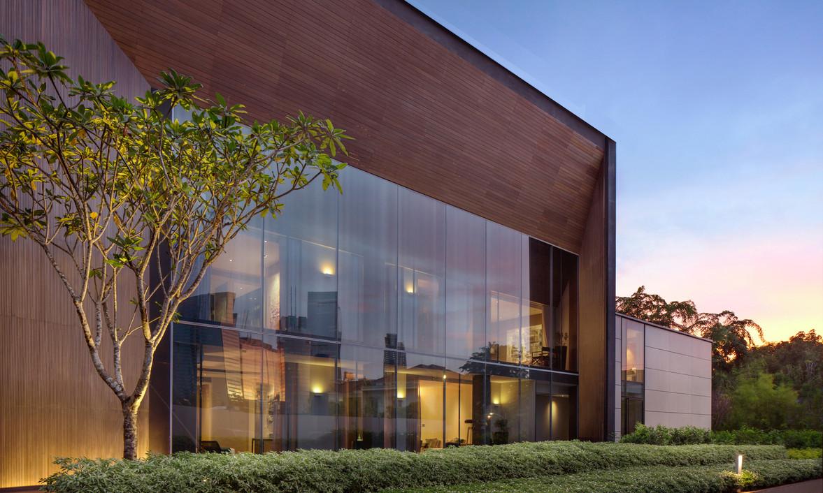 Arzuria Gallery   SCDA Architects