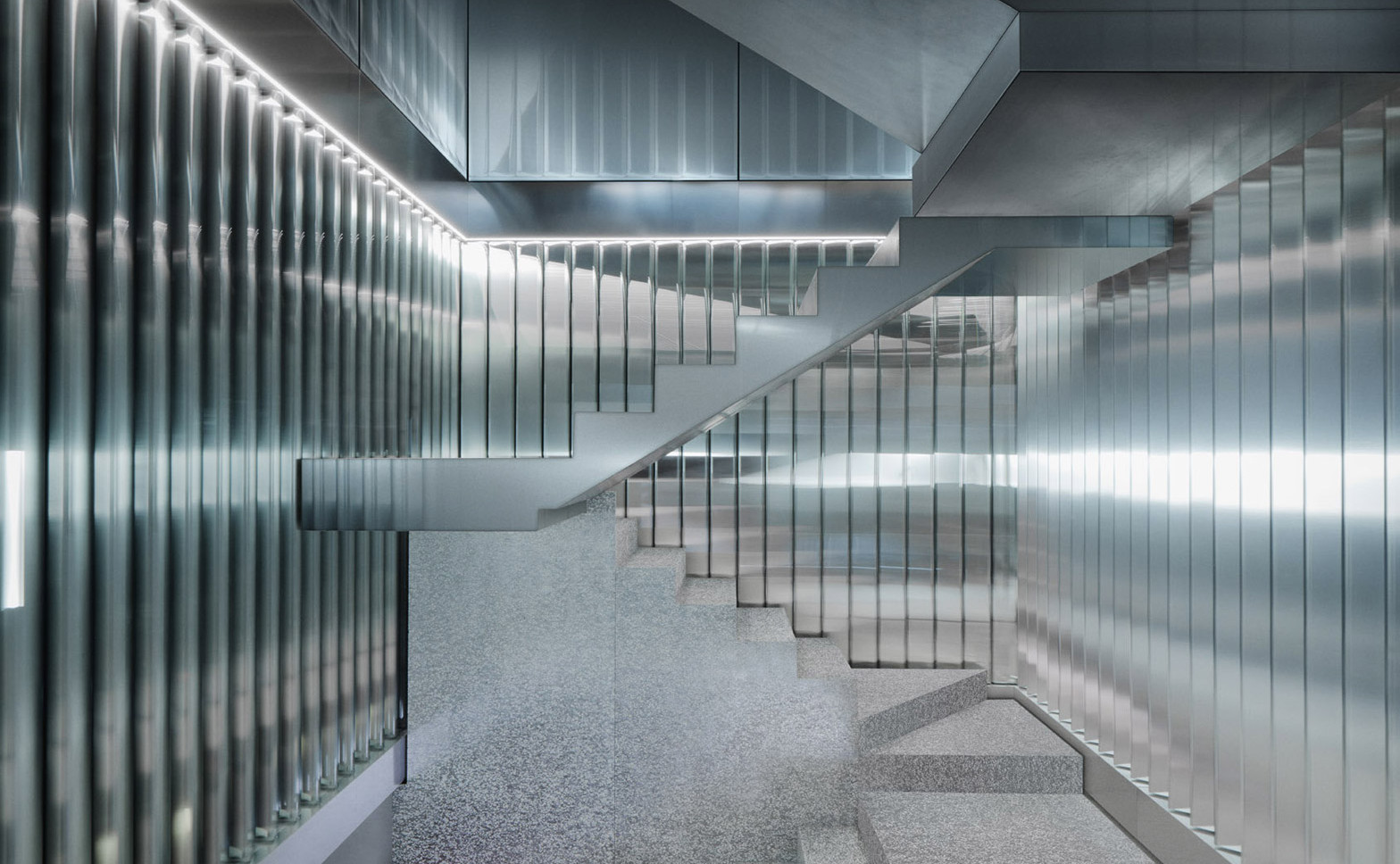Repossi Vendome Store | OMA