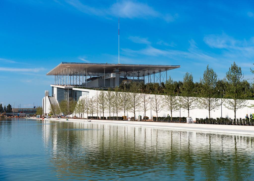 Stavros Niarchos Cultural Centre Renzo Piano