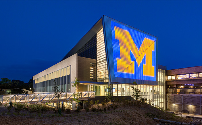Nano Mechanical Science and Engineering-U. Michigan | Perkins+Will