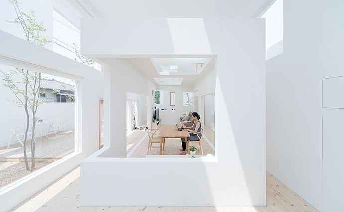 House N : Sou Fujimoto