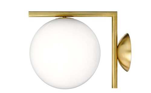 IC C:W Wall Ceiling Light By Michael Anastassiades, from FLOS Lighting5555