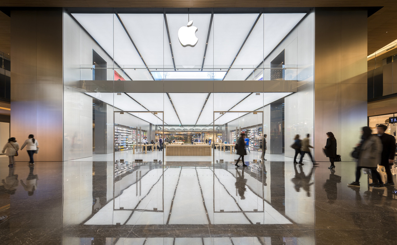 Apple IstanbulStore | Foster Partners