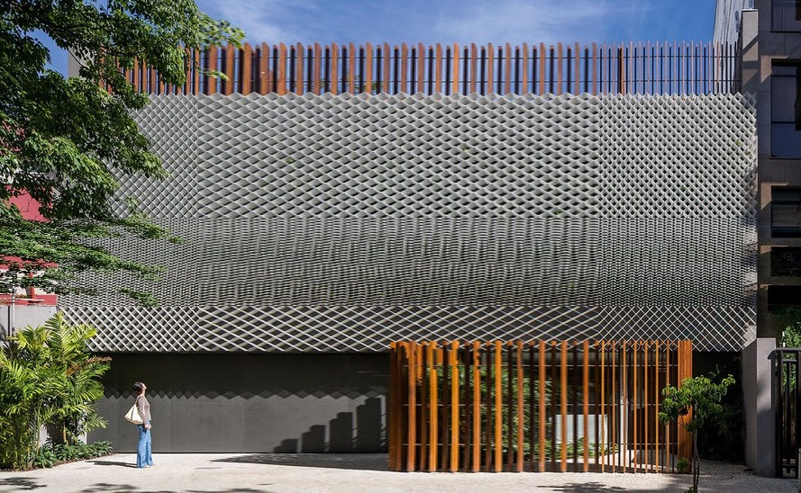 Facade Screen Archives Modern Design