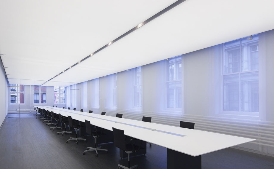 Stretch Ceiling & Wall Systems | NewMat