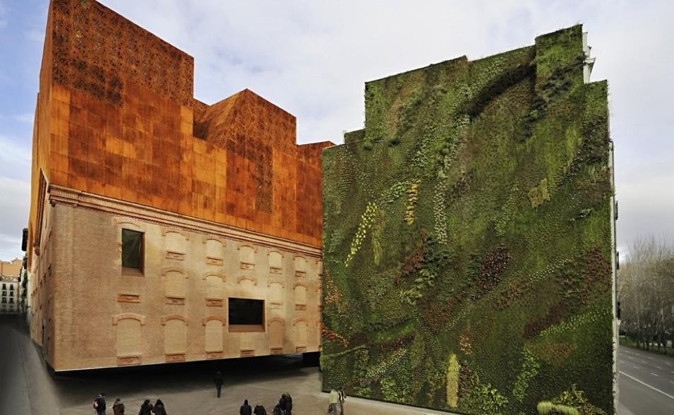 Museum Caixa Forum, Herzog & De Meuron
