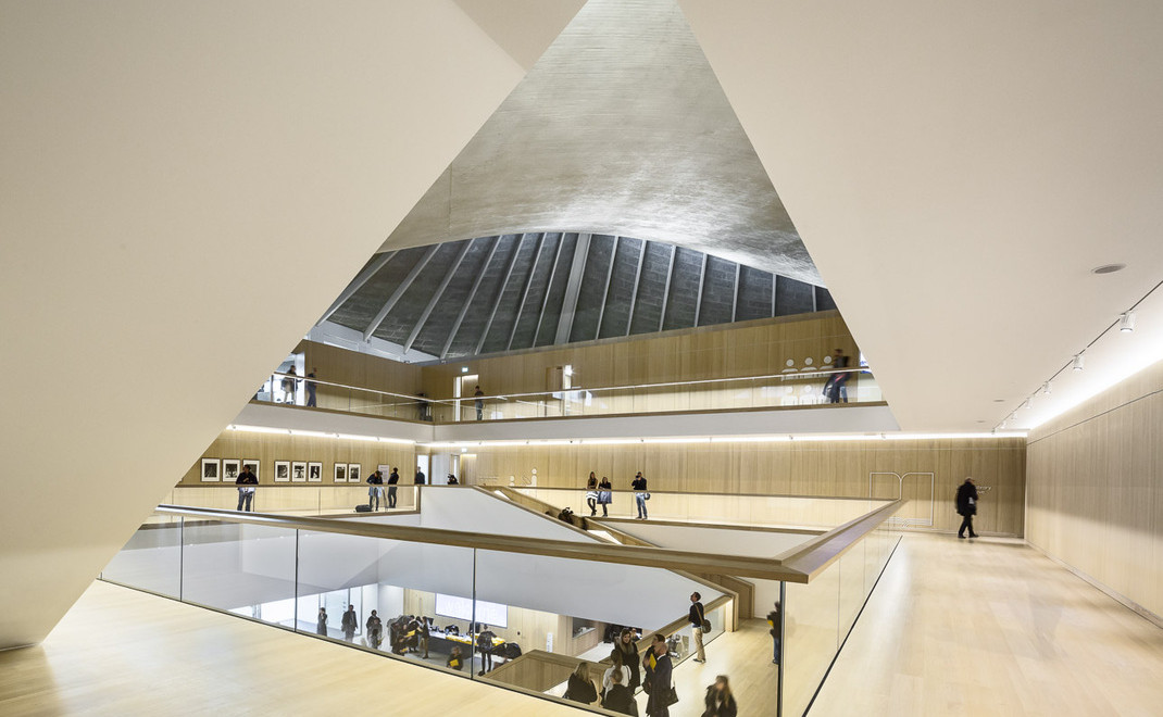 Design Museum of London | OMA + Allies and Morrison + John Pawson