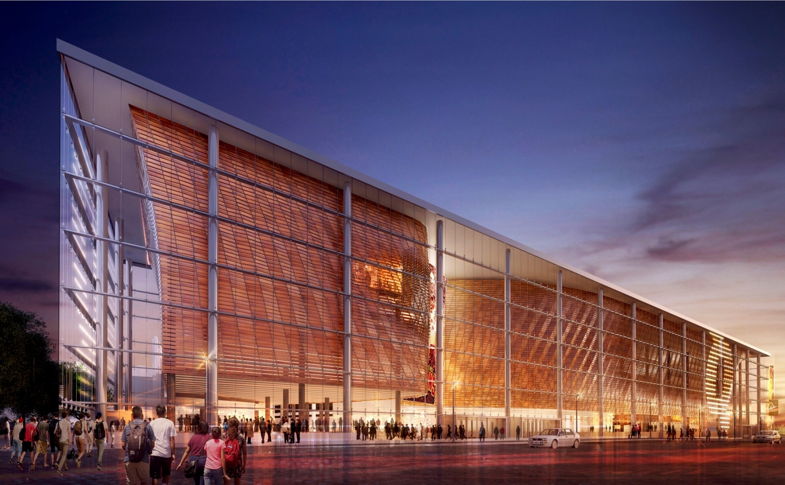 Quicken Loans Arena in Cleveland | SHoP + Rossetti