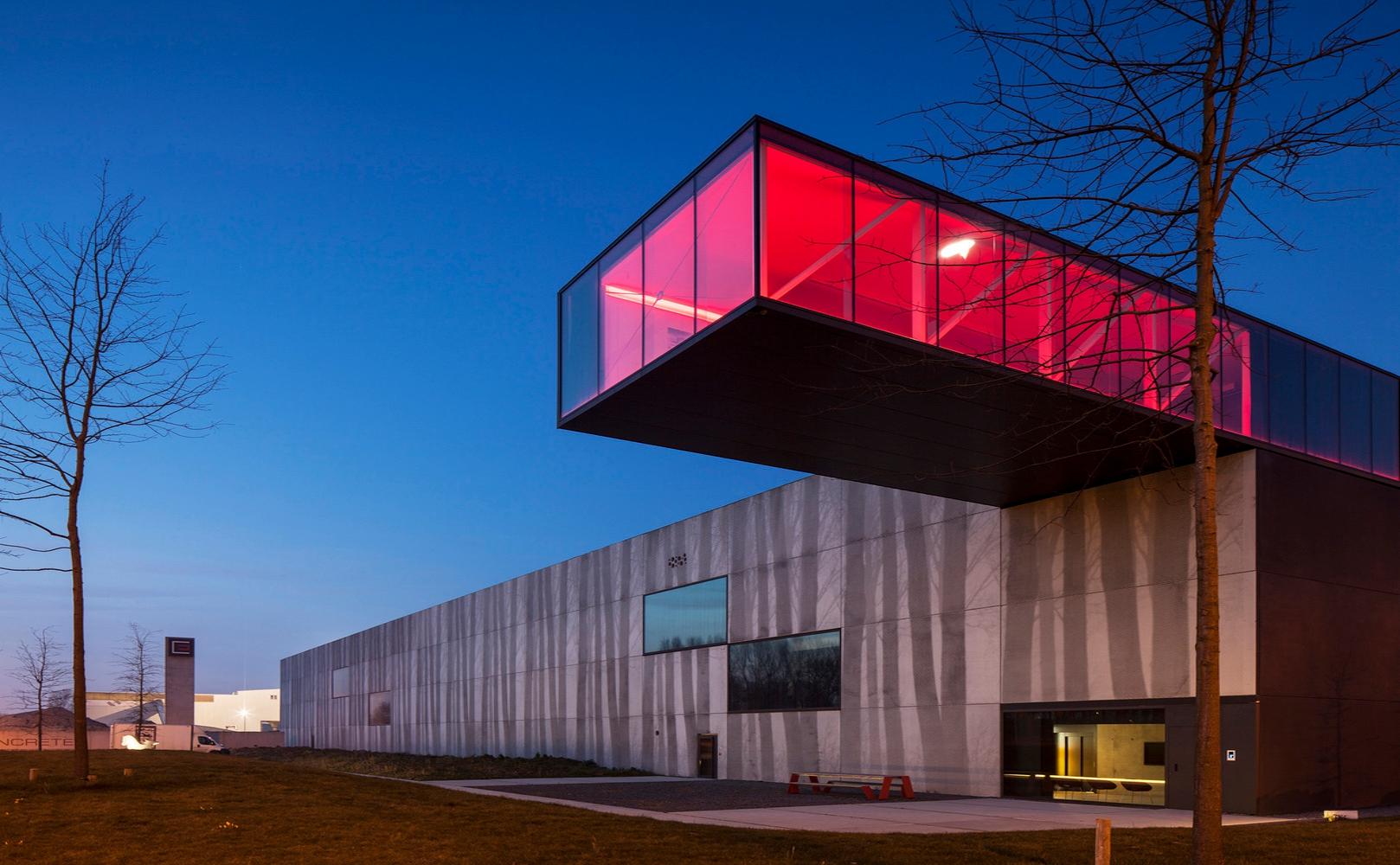 ECN551-Enjoy Concrete HQ | Govaert & Vanhoutte