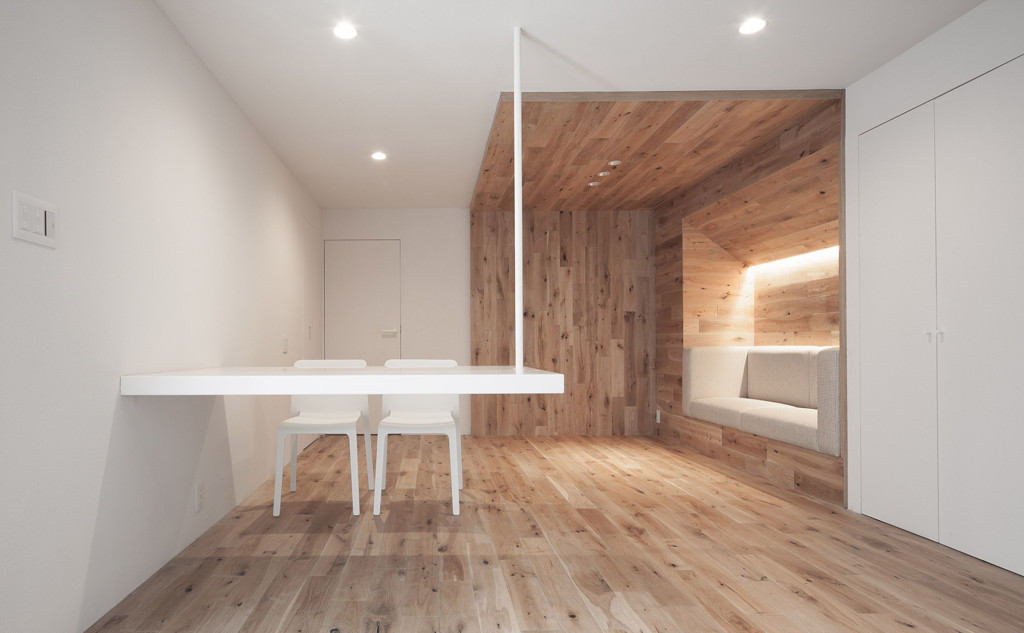 ... Shibuya Apartment 201 202 Ogawa Architects Interiors Residential  ...