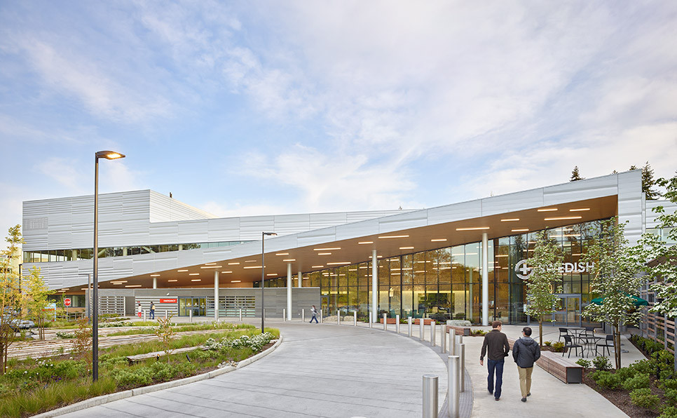 Swedish Edmonds Ambulatory Care Center | NBBJ