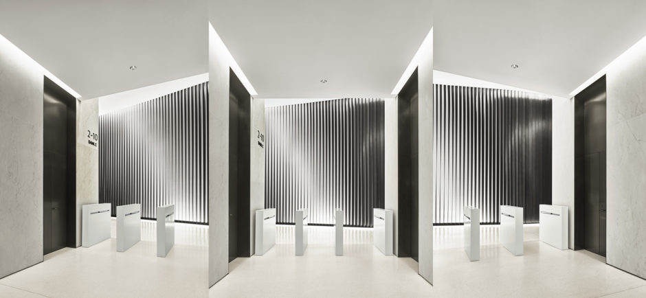 One Dag Hammarskj 246 Ld Plaza Studios Architecture