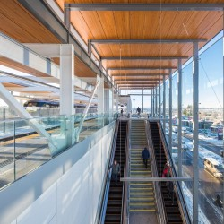 Burquitlam Skytrain Station / Perkins+Will Vancouver