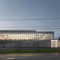 waterdown-library-civic-centre-rdha-ontario-toronto-hillside-cantilever-stone-glass_dezeen_9