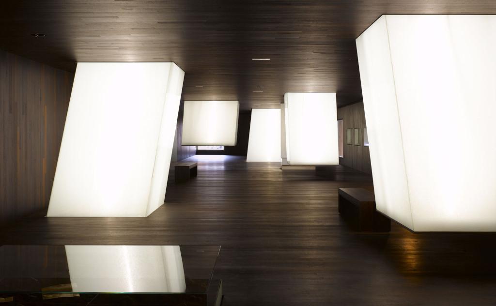 Spanien 2009 Architektonisches Museum Architekt: Mangado [©(c)Roland Halbe; Veroeffentlichung nur gegen Honorar, Urhebervermerk und Beleg / Copyrightpermission required for reproduction, Photocredit: Roland Halbe]