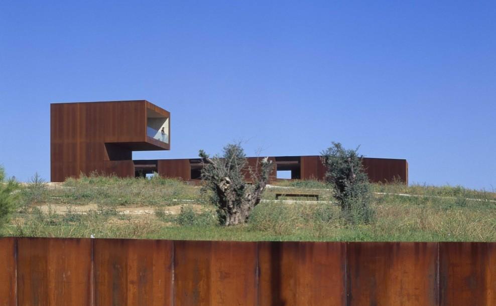 Projekt: Park & Pavillon Architekt: Sebastian Cerrejón Ort: Huelva