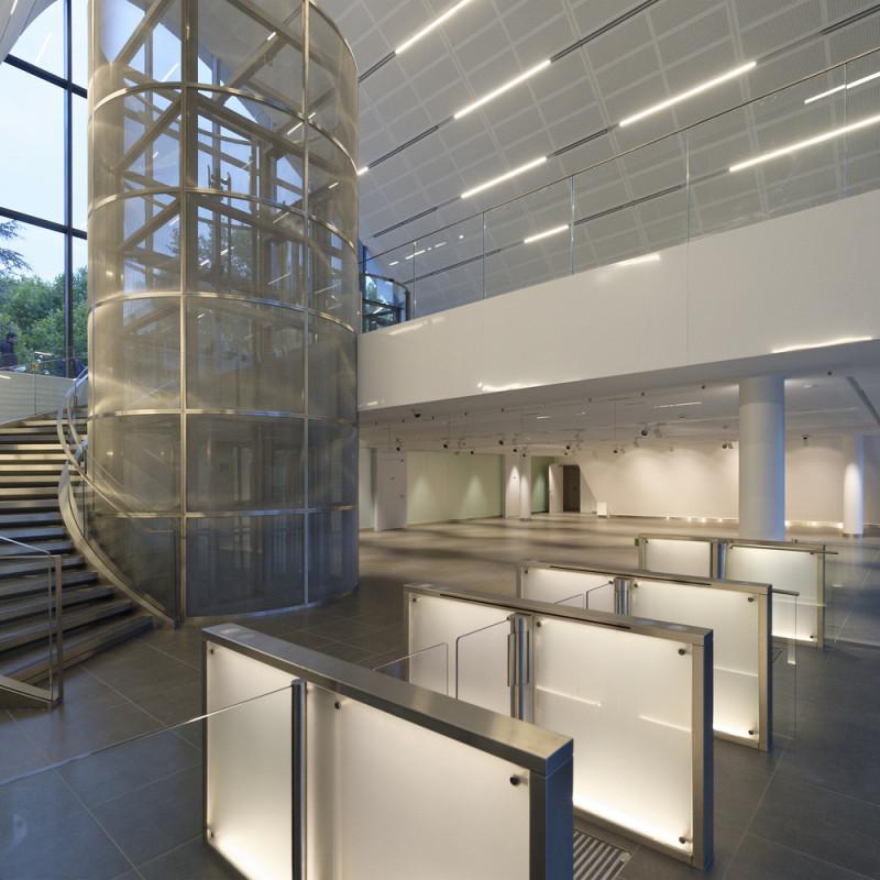 Pavillon d'Accueil Eole - Crédit Agricole -Nuit12, place des Etats-Unis - 92120 Montrouge-Sept.2015