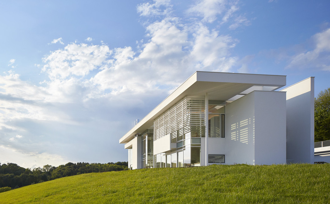 Richard_Meier_Partners_Private_House_Oxfordshire_UK_©Hufton_Crow_017