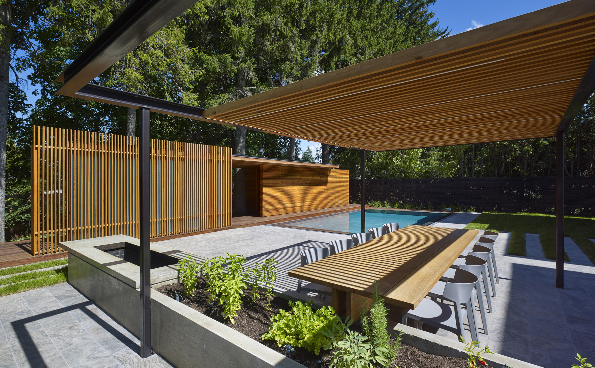 Pavilion-Pool Archives - Modern Design